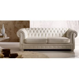 Divano INFINITY tipo Chesterfield