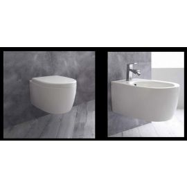 Sanitari sospesi NEW TODAY ( wc+bidet+sedile )