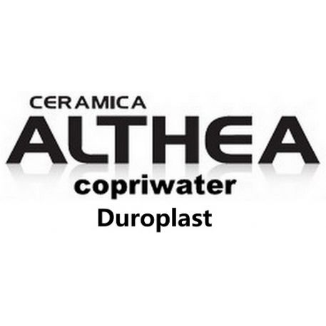 Copriwater ALTHEA in Duroplast