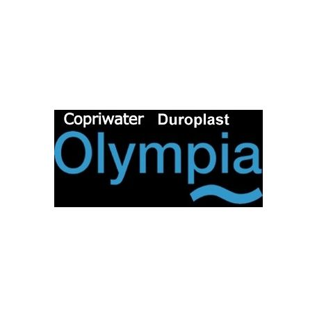 Copriwater OLYMPIA Termoindurente