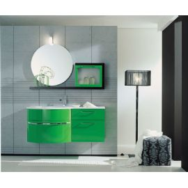 Mobile bagno sospeso GREEN APPLE