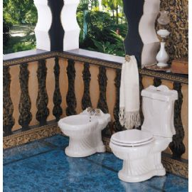 Wc + Bidet  NEW LORD  bianco