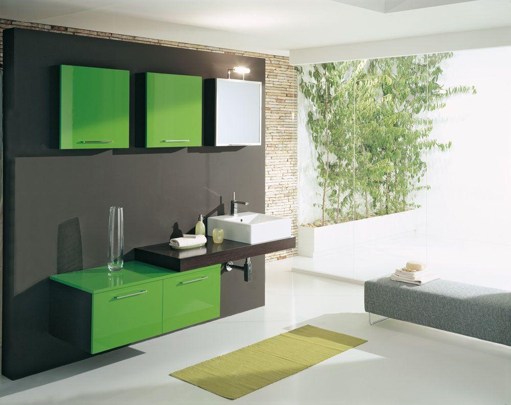 Mobile Bagno Verde. Elegant Arbi Mobili Bagno With Mobile Bagno ...